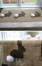 Diy Burlap Easter Decorations by 22 Diy Easter Decor Ideas For The Home Coco29
