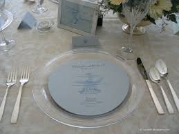 reception stationery round menus circle menu circular wedding