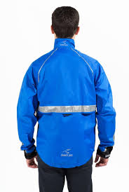 cycling jacket with lights transit men u0027s cycling rain jacket sp