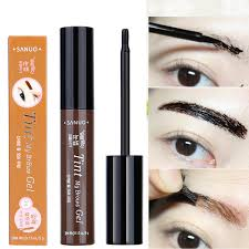 Henna Eye Makeup Aliexpress Com Buy 3 Colors Natural Long Lasting Waterproof Peel