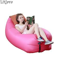 aliexpress com buy beach portable outdoor inflatable air sleep