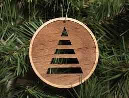 unique christmas tree ornaments round christmas ornament