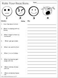 social and emotional printables alot of good worksheets to print