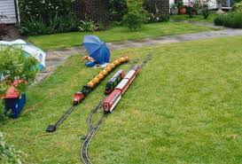 g scale garden railway layouts g scale photos jubilee 2002