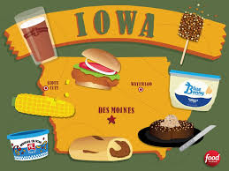 Iowa Best Travel Apps images The best food in iowa best food in america by state food jpeg