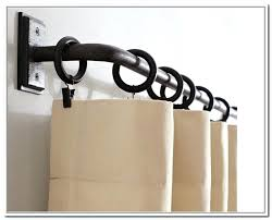 Hanging Curtains With Rings Curtains With Rings Curtain Rings Eyelets How To Hang Curtains