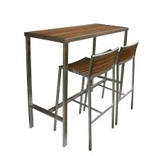 High Bar Table Set Pub Table Home Design