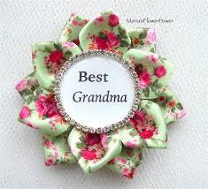 best grandma badge pin grandma to be pin brooch baby shower