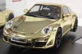 gold porsche 911 30671 digital 132 porsche 911 gold 1 32 slot car