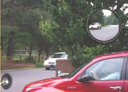 Blind Corner Mirror Convex Traffic Safety Mirrors From Reflection Products Inc