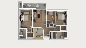 Two Bedroom Floor Plan Two Bedroom Floor Plans Crane U0027s Mill