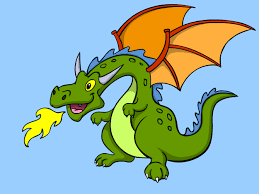 How To Draw A Flag The 4 Best Ways To Draw A Dragon Wikihow