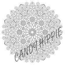 flower epiphany candyhippie coloring pages