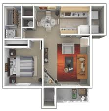 650 Square Feet Floor Plan Hunters Cove Apartments 10351 Zuni Street Federal Heights Co
