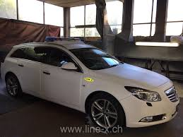 opel white opel insignia line x white test car u2013 line x switzerland