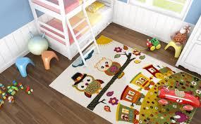 tapis pour chambre ado tapis chambre vert et bleu idées décoration intérieure farik us