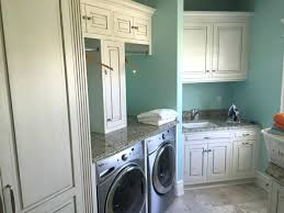 Laundry Room Cabinets With Hanging Rod Storage Cabinets Laundry Room Storage Cabinet With Hanging Rod