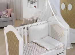 chambre bébé style baroque lit bébé de micuna lit bébé design 60 x 120 à bascule
