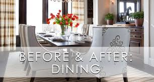 hamptons inspired luxury dining room 1 before and after san
