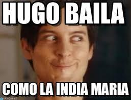 Memes India Maria - hugo baila spiderman peter parker meme on memegen