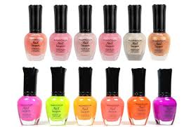 the best nail polishes top coats and gel polishes