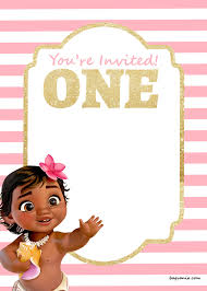 first birthday invitations templates choice image invitation