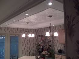 House Interior Wallpaper Ceiling Design Have A Good Looking Ceiling With Elegant Faux Tin