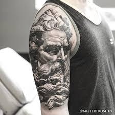 the 25 best statue tattoo ideas on pinterest religious tattoo