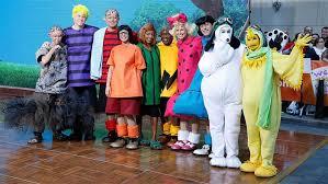 Charlie Brown Snoopy Halloween Costumes Matt Lauer Drag Hoda Yoda Relive 20 Halloween