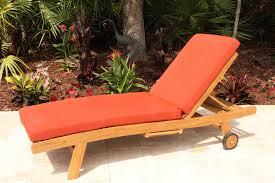 Sunbrella Rocking Chair Cushions Sale Sunbrella Fabric Chaise Lounge Cushion Oceanic Teak Furniture