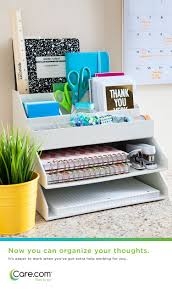 Organization Desk Keep Clutter Clutter Organizing And Declutter