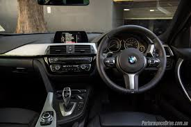 reviews on bmw 320i 2016 bmw 320i m sport review performancedrive