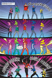 preview power rangers super samurai 1 u2014 good comics kids