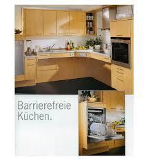barrierefreie küche hea fachwissen