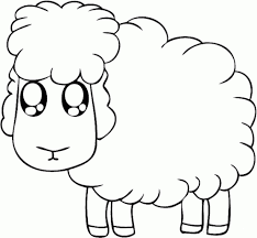 lost sheep coloring page intended to encourage in coloring picture