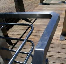 Handrails Sydney Corcoran U0027s The Metal Fabricators Balustrade