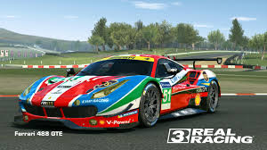 ferrari prototype 2016 ferrari 488 gte real racing 3 wiki fandom powered by wikia