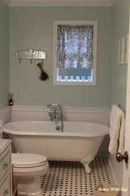 powder room before and after paint color limelight from behr