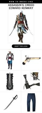 edward kenway costume the assassins creed costume guide for men and women