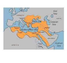 Location Of The Ottoman Empire by Ottoman Empire