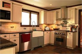 Kitchen Paint Colors With Cherry Cabinets Elegant Dark Cherry Kitchen Cabinets Wall Color Best Paint Colors