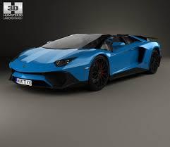 lamborghini aventador lp 750 4 superveloce lamborghini aventador lp 750 4 superveloce roadster 2015 3d model