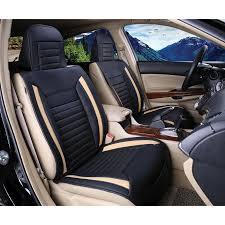 luxury trucks luxury series tan full set car seat cover auto seat covers masque