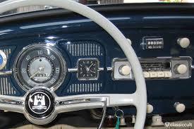 vintage volkswagen bug vintage vw dash mileage counter classiccult