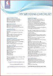 Wedding Plans 3 Wedding Planning Check List Bookletemplate Org