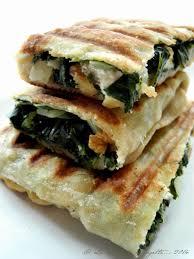 cuisiner le vert des blettes gozleme au vert de blette chèvre et noix de recettes bio