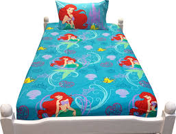 girls mermaid bedding princess bedding perfect bed for girls homesfeed pictures on
