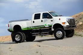 Ford Diesel Utility Truck - showboat u2014this festive ford f 650 spotlights new fuel advanced