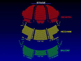 the new amsterdam theatre all tickets inc