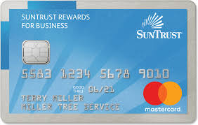 Personal Credit Card For Business Expenses Small Business Credit Cards Suntrust Small Business Banking